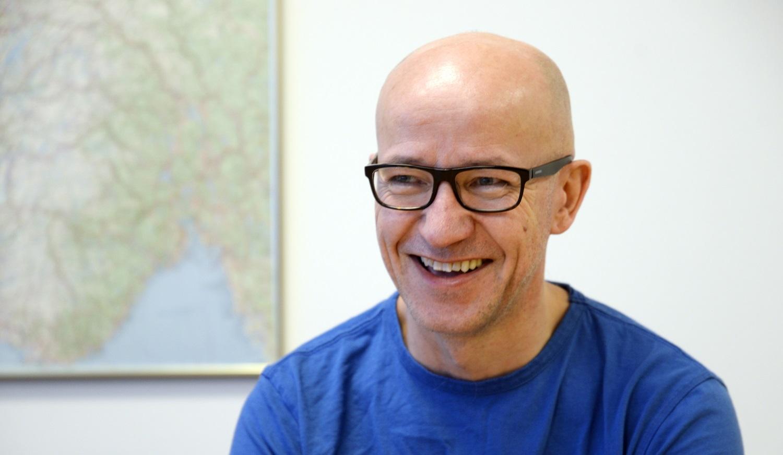 Vidar Bjørkli, fiskerijournalist